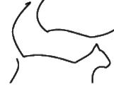 Farrado Logo Katze