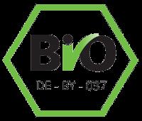 Wir sind Bio Zertifiziert DE-ÖKO-037
