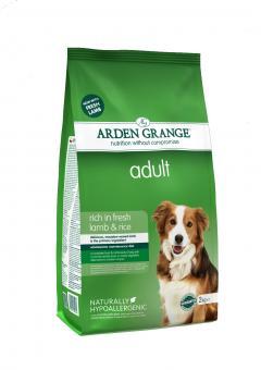 Arden Grange Adult Lamm & Reis 6 kg