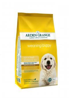 Arden Grange Weaning Puppy - Welpenfutter für alle Rassen