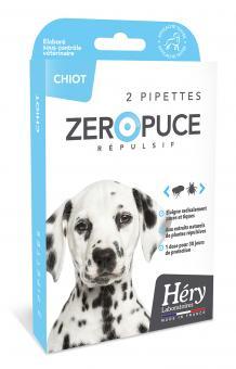 Hery Zero Puce für Welpen
