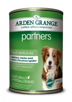 Arden Grange Partners mit Lamm - Super Premium Nassfutter