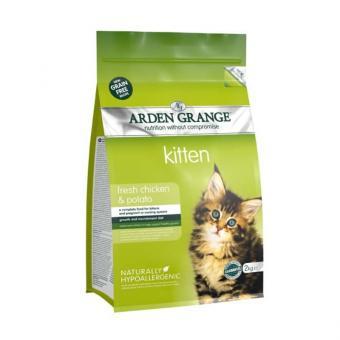 Arden Grange Kitten, getreidefrei