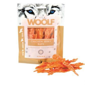WOOLF Hühnchenbrust-Streifen 100g