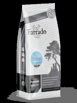 Farrado Professional mit Lachs und Reis 14 kg