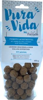 "FARRADO ""Pura Vida"" Superfood - Lachstrüffel 100% natürlich"