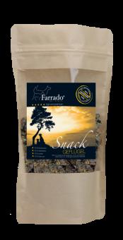 FARRADO Snack Würfelhappen Geflügel - 100% Getreidefrei