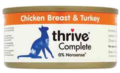 12x75g - Sparpaket für alle Sorten Hühnchenbrust & Truthahn