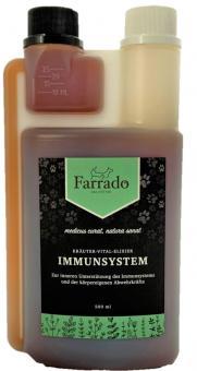 FARRADO Kräuter-Vital-Elixier IMMUNSYSTEM