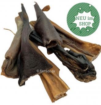Kamelkopfhaut getrocknet für Hunde, hypoallergen, ca. 15cm