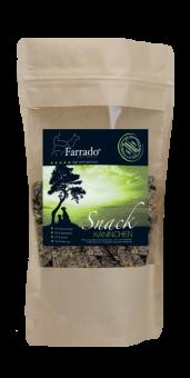 FARRADO Snack Würfelhappen Kaninchen - 100% Getreidefrei