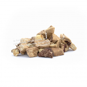 Snack al Naturale 100 % Lammlunge gefriergetrocknet