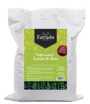 FARRADO Lamm & Reis Monoprotein 14 kg