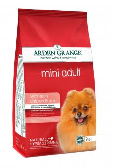 Arden Grange Adult Huhn Mini