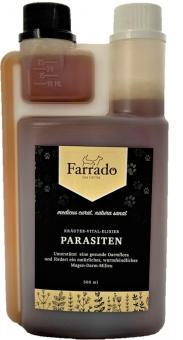 FARRADO Kräuter-Vital-Elixier PARASITEN