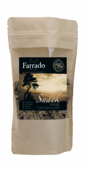 FARRADO Snack Würfelhappen 200gr. - 100% Getreidefrei Pferd