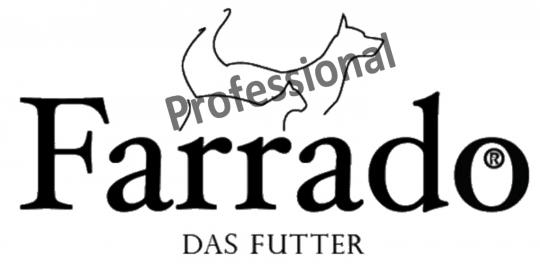100 gr. Proben Trockenfutter Farrado PRO/ Monoprotein PROFESSIONAL Sportcrock Performance