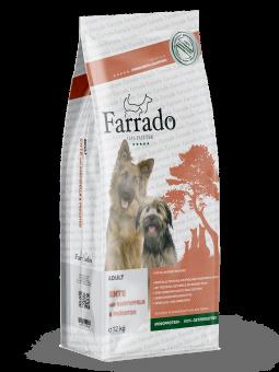FARRADO Ente mit Kartoffeln & Früchten, getreidefrei 2 x 12 kg Sonderpreis 5%