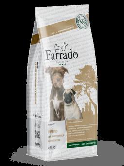 FARRADO Pferd mit Kartoffeln & Früchten, getreidefrei 1 kg