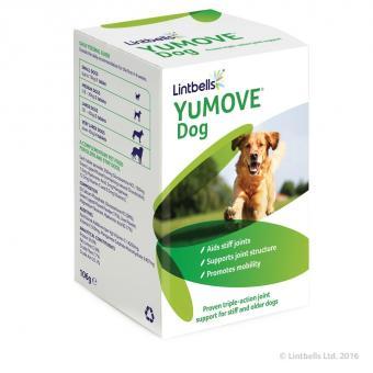 Lintbells YuMOVE - Dreifach-Aktiv-Schutz für die Gelenke